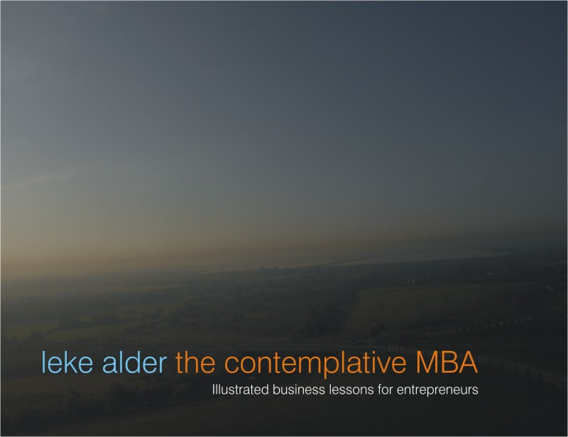 The Contemplative MBA